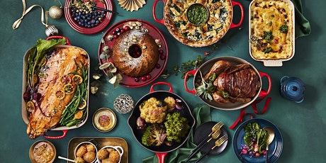 Online Christmas Masterclass with Le Creuset x Diss Ironworks Home tickets
