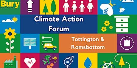 Climate Action Forum - North Bury (Tottington & Ramsbottom) tickets