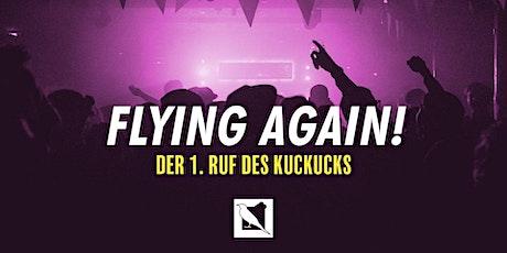 DER 1. RUF DES KUCKUCKS - WOLKENKUCKUCKSHEIM REOPENING Tickets