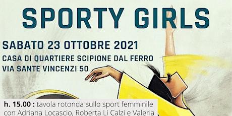 LABORATORI CREATIVI E MOTORI PER BAMBINI - EVENTO SPORTY GIRLS biglietti