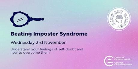 Mindset Boxset - Beating Imposter Syndrome tickets