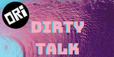 Dirty Talk Magic Tickets