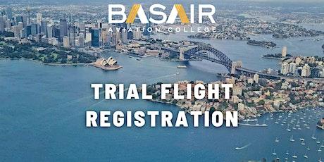 SYDNEY Open Day Trial Flight Registration - 2021 tickets