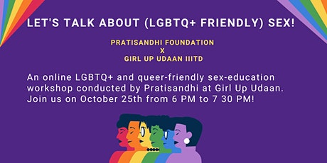 Let's talk about (LGBTQ+ friendly) sex! tickets