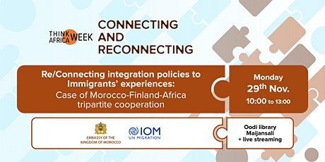 Re/Connecting integration policies to Immigrants' experiences tickets
