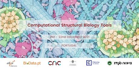 Computational Structural Biology Tools bilhetes