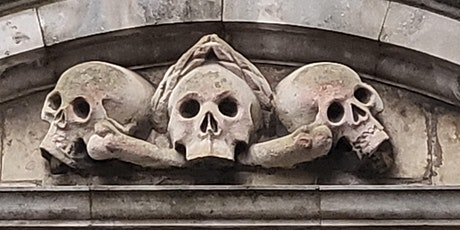 Ghosts of the Old City of London: Livestream Virtual Tour tickets
