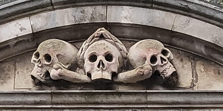 Ghosts of the Old City of London: Walking Tour tickets