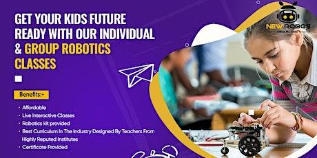 Robotics And Artificial Intelligence Workshop tickets