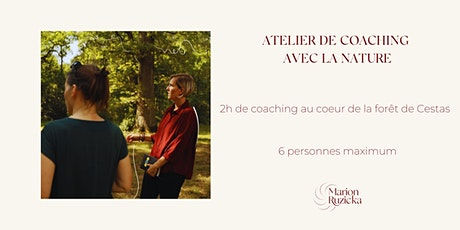 Atelier Coaching avec la Nature billets
