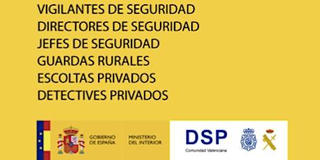 Día de la Seguridad Privada en Castellón entradas
