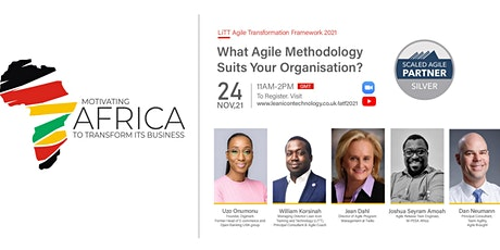 WHAT AGILE METHODOLOGY SUITS YOUR ORGANIZATION tickets