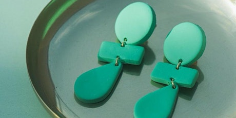 Making Your Earrings with Polymer Clay (ARTSMH) tickets