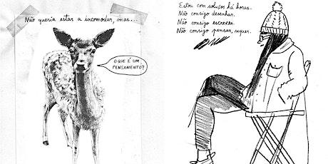Work in Progess Open: Digital workshop with illustrator Joana Estrela tickets