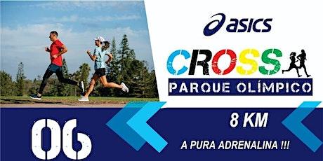 8K CROSS FAM - ASICS Parque Olímpico 2021 entradas