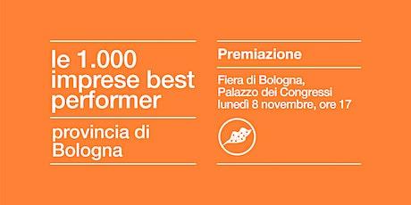 PREMIO LE 1000 IMPRESE BEST PERFORMER | BOLOGNA biglietti
