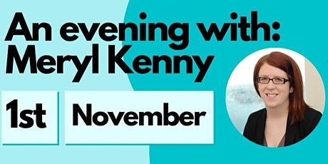 Meryl Kenny talks about Women in Politics and the Media tickets