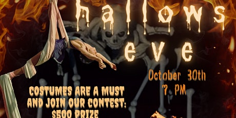 Halloween Eve tickets