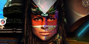USM ▲Akal PYRAMID Bio-Psychedelic Dance™ • 2
