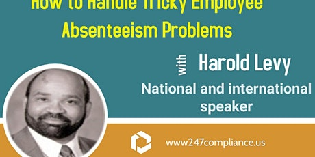 How to Handle Tricky Employee Absenteeism Problems tickets