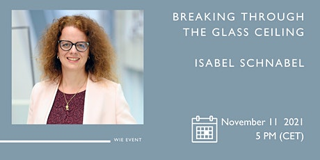 Breaking Through the Glass Ceiling tickets