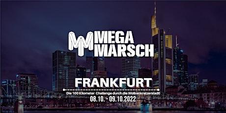 Megamarsch Frankfurt 2022 Tickets