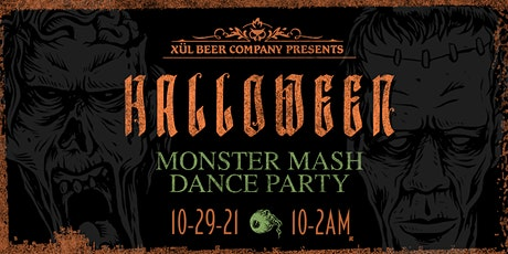 Xul After Hours: Halloween Monster Mash Dance Party! tickets