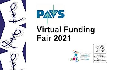 PAVS Virtual Funding Fair 2021 15th-19th Nov 10am - 12noon tickets