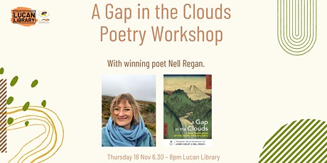 A Gap in the Clouds Poetry Workshop tickets