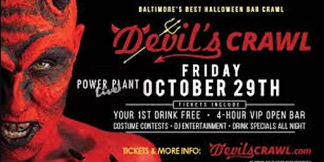 The Devil's Crawl - Baltimore tickets