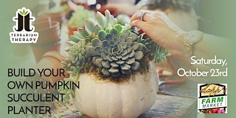 Pop-Up Pumpkin Workshop at Lapp's Farm Market tickets