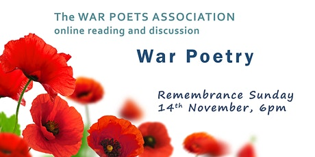 A Reading of War Poetry tickets