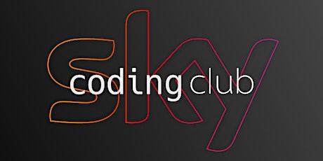 Sky  Coding Club (Virtual) biglietti
