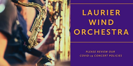 Laurier Wind Orchestra Concert tickets