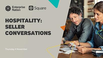Hospitality: Seller Conversation tickets