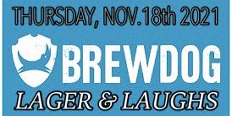 LAUGHS & LAGER… tickets