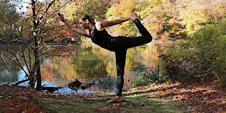 Yoga with Reiki — Gentle Recharging Chakra Flow tickets