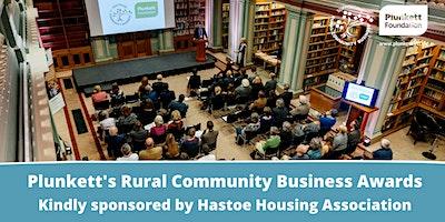 Plunkett's Rural Community Business Awards