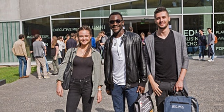 Open Day, Lille campus 27th november 2021 tickets