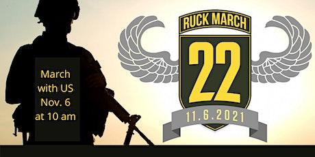 Royal Oak Ruck 22 March Registration tickets