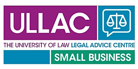 1:1 legal clinic with the University of Law tickets