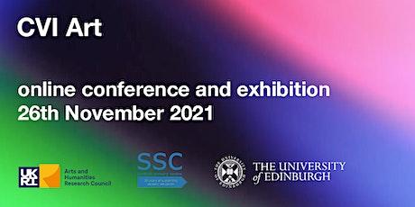 CVI Art: online conference and exhibition entradas