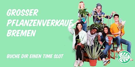 Großer Pflanzenverkauf - Bremen Tickets