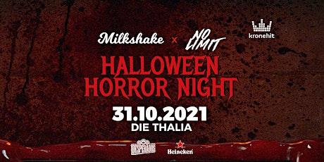 MILKSHAKE x NO LIMIT: HALLOWEEN HORROR NIGHT // 31.10.2021 Tickets