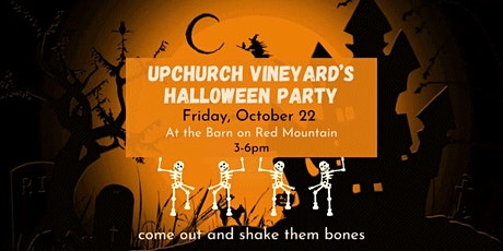 HalloWINE at the Barn on Red Mountain tickets