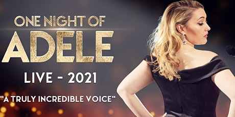 One Night Of Adele @ Skylite Rooms - Warrenpoint tickets