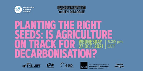 Planting the right seeds: Is agriculture on track for decarbonisation? tickets