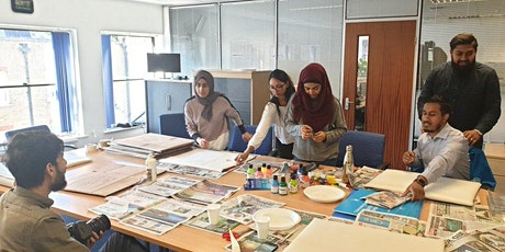 IRUK  banner making session for  COP26 Coalition Global  Day  of  Action! tickets
