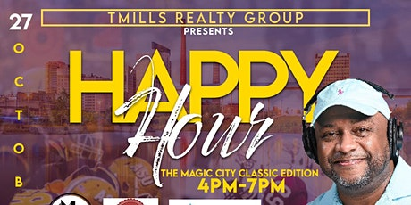 Happy Hour - Magic City Classic Edition tickets