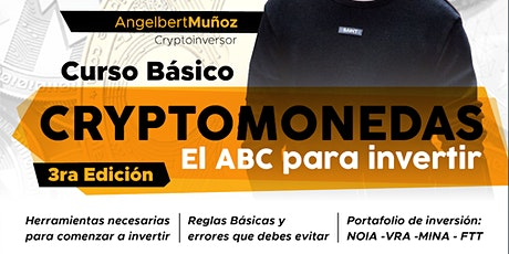 Cryptomonedas, el ABC para invertir (3ra edición) entradas